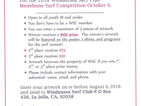 2018 Menehune Art Contest is On!