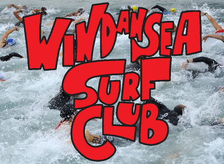 Its part of our tradition - Windansea Volunteers for Pier to Cove Swim