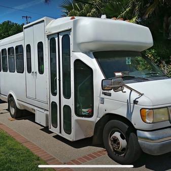 Ride the Magic Bus
