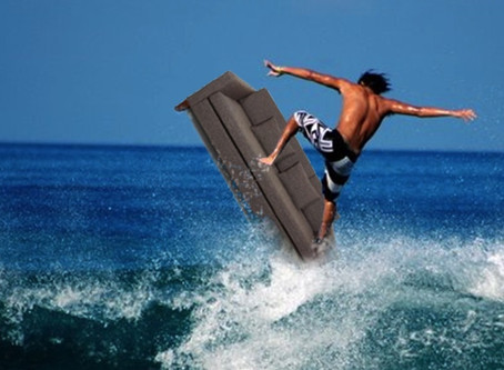 Couch Surfing is OUT!