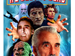 Christopher Lee Tribute Cover