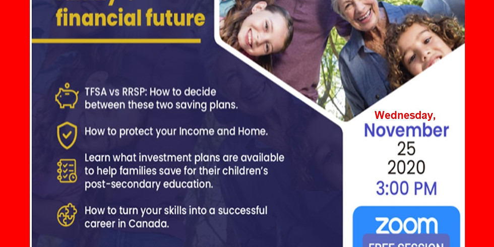 Discover Ways to Secure Your Family's Financial Future