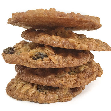 Oatmeal Raisin Cookies @Barryville