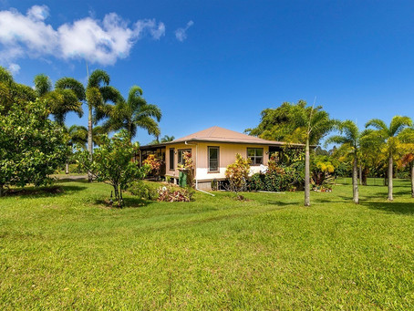 Due to Historical Low Interest Rates & COVID-19, Buyers are Buying Hawaii Homes