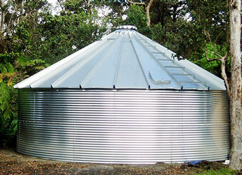 Water Catchment Tank Hawaii