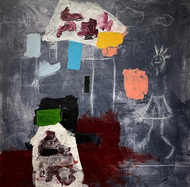 Blackboard Veve #1