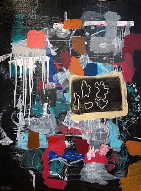 Blackboard Veve #12