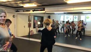 Bollywood Dance crash course, 2019