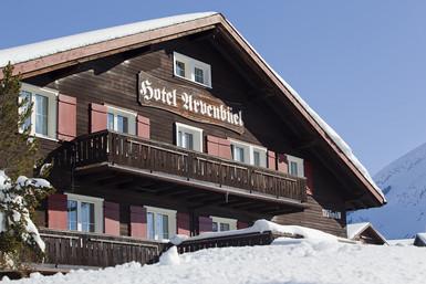 Photo by Hotel Arvenbueel
