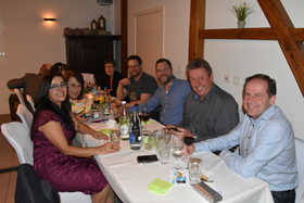 Annual Genral Meeting, Restaurant Taggenberg - 2018
