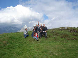 Hiking, Klangweg - 2010