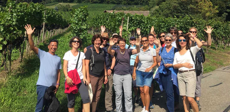 Wine Walk, Weinfelden - 2018
