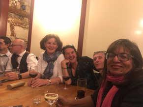 Drinks & Chat, Zum Hinteren Hecht, 2019