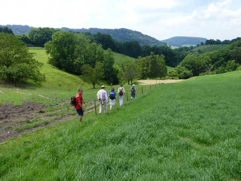 Hiking, Eglisau - 2007