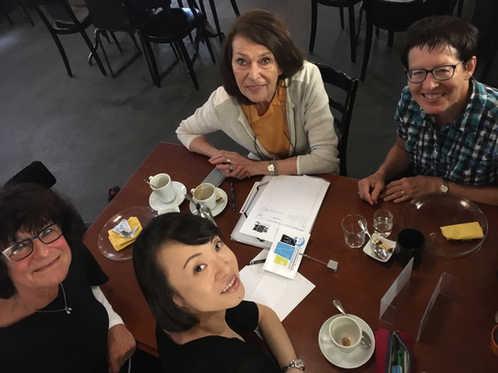 Coffee & German Chat, CoalMine - 2018