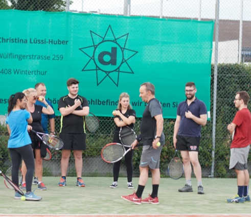 Tennis Club Wülflingen, 2019