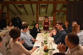 Annual General Meeting, Restaurant Taggenberg - 2018