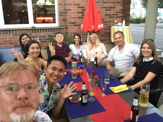Drinks & Chat, Tom Yam, 2020