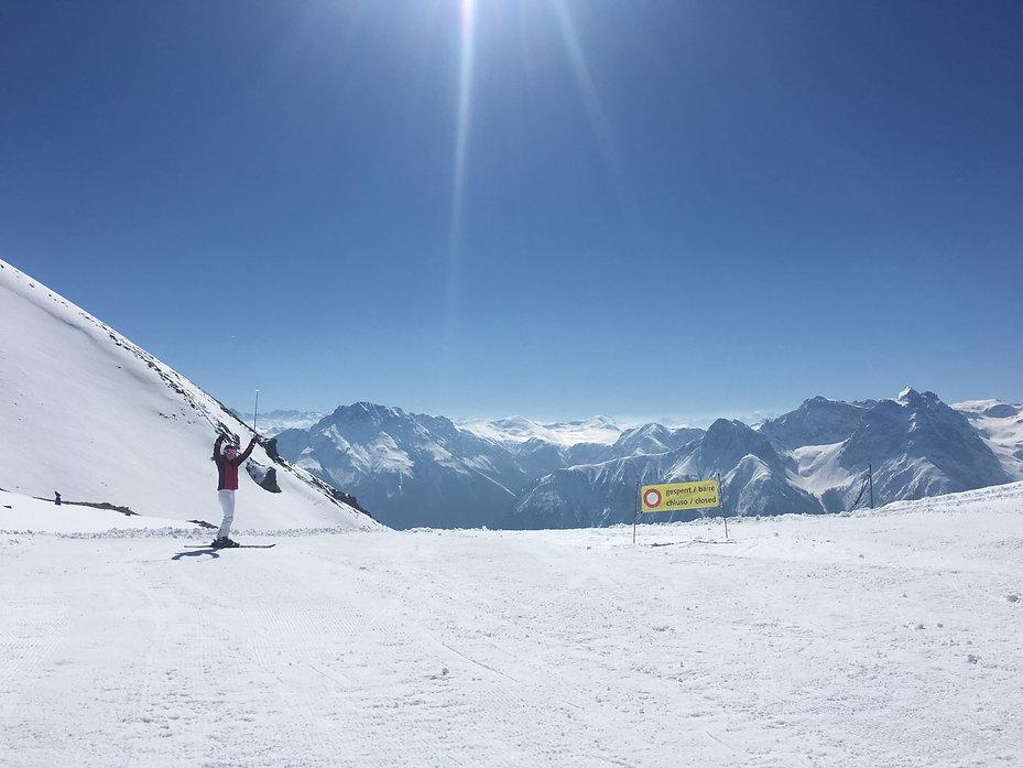 ski resort in Scuol named Motta Naluns .