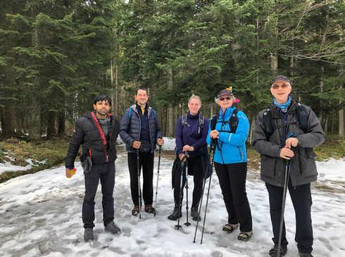 Happy Hikers-Urnäsch, 2020