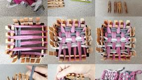 Les éponges Tawashi, naturelles et faites maison