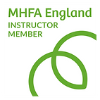 MHFA InstructorMember badge white.png
