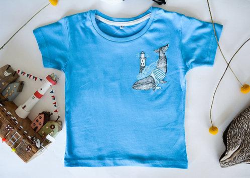 Whale Kids T-Shirt