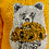Thumbnail: Bear with Sunflowers Sweatshirt
