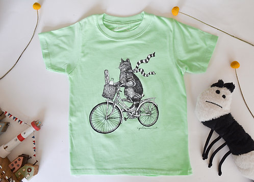 'Pascal The Cat' Kids T-Shirt