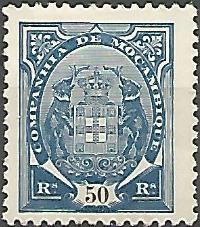 Moçambique MOS0100011895 Correios de Portugal