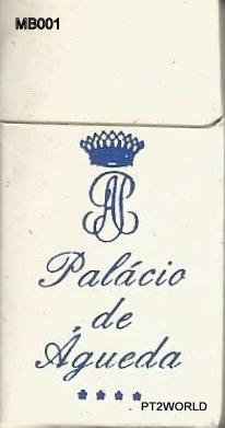 MBPT001 Portugal Matchboxes