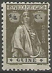 Guine Bissau GUS0070011921 Correios de Portugal