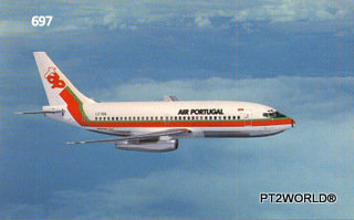 Portugal PTOT697 TAP BOEING 737