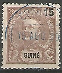 Guine Bissau GUS0010011898 Correios de Portugal