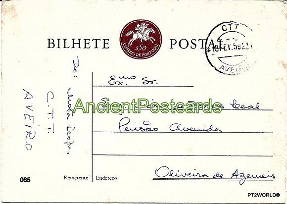 Bilhete Postal PT065/59