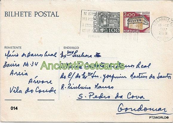 Bilhete Postal PT014/77