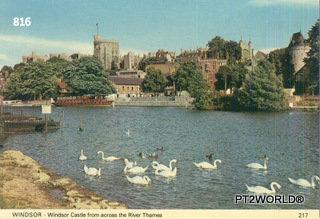 United Kingdom UKPE0094 Berkshire Windsor 1984