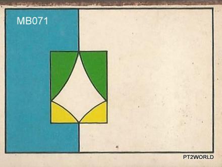 Brasil MatchBoxes BRMB071 Distrito Federal 23