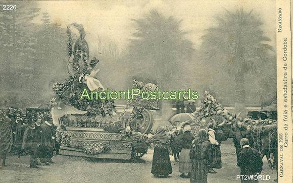 Portugal PTPT26 Porto Carnaval 1905