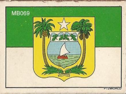 Brasil MatchBoxes BRMB069 Estado do Rio Grande do Norte 21