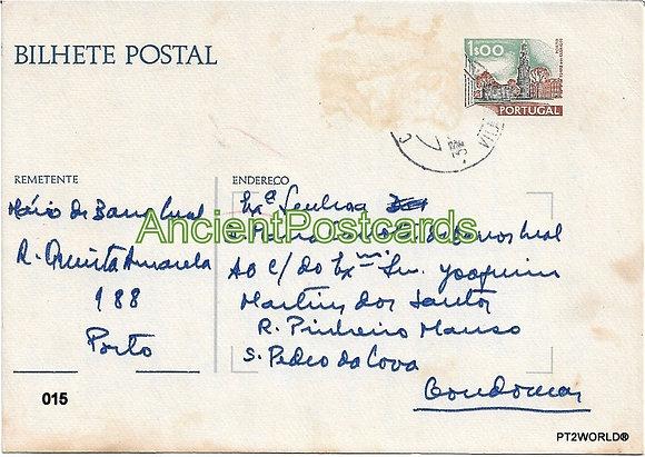 Bilhete Postal PT015/77