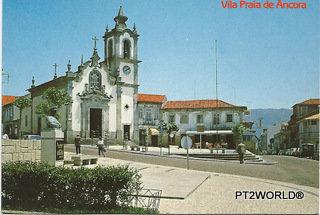Portugal PTVC1568 Viana do Castelo Vila Praia de âncora