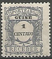 Guine Bissau GUS0040011921 Correios de Portugal