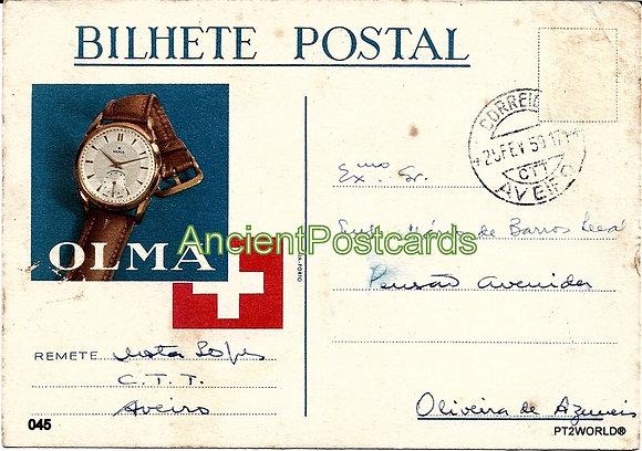 Bilhete Postal PT045/59 - Olma