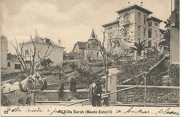 Portugal Ago PTLI0231906 Lisboa Cascais 1906