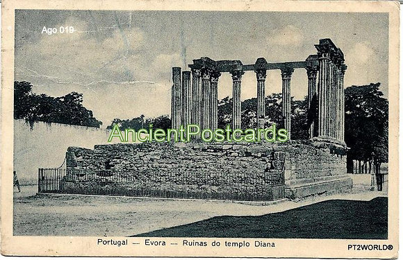 Portugal AgoPT0191930 Evora
