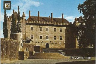 Portugal PTBR1376 Braga Guimarães