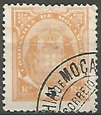 Moçambique MOS0040011895 Correios de Portugal