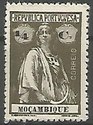 Moçambique MOS001001913 Correios de Portugal