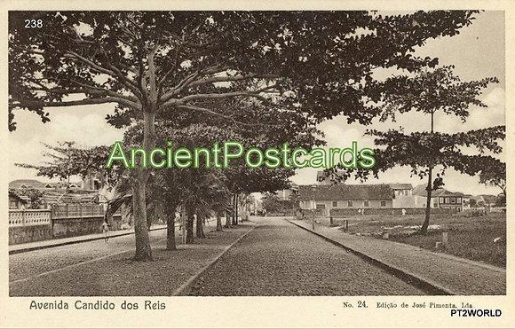 S. Tomé and Principe STP238 Avenida Candido dos Reis